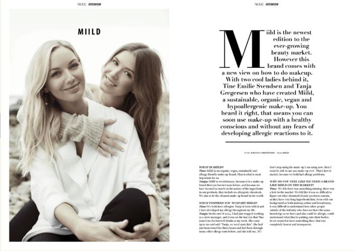NUDE Magazine / 2016