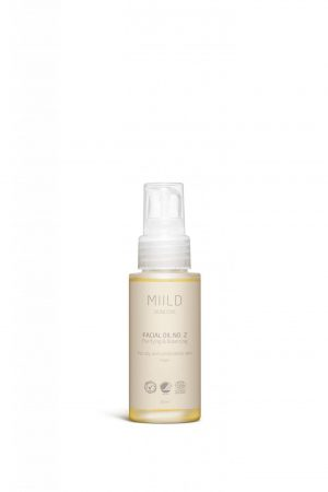 Facial Oil No.2 - Nurturing and Nourishing