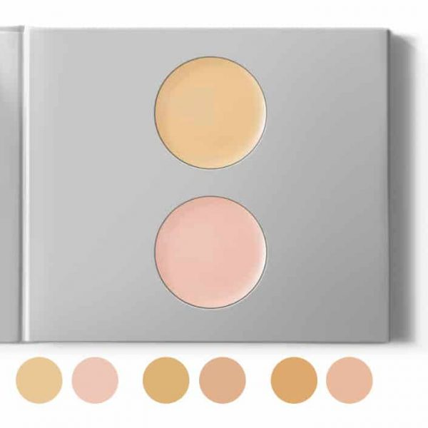 Miild Natural Mineral Concealer Duo