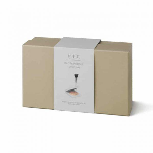 Signature Kit - Broner 01 Apricity og 03 Multi Cheek Brush