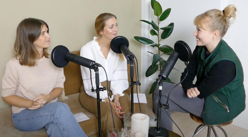 podcast billede